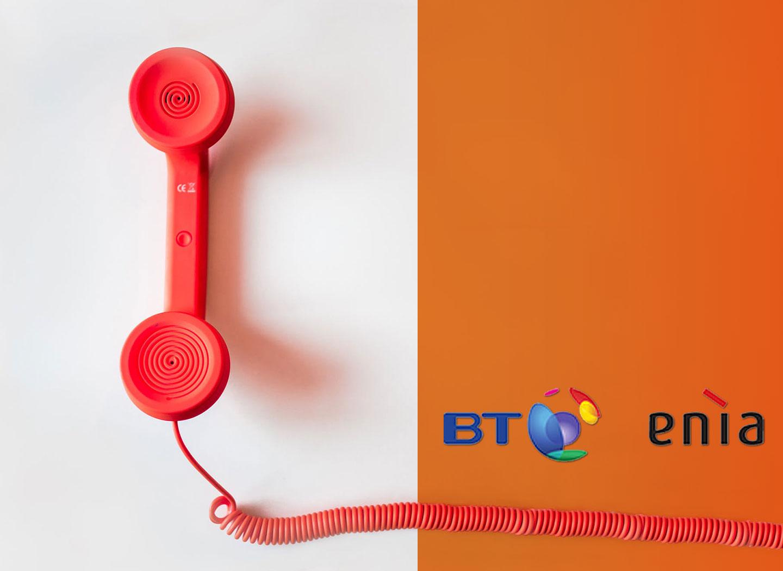 BT Enia Telecomunicazioni S.P.A.