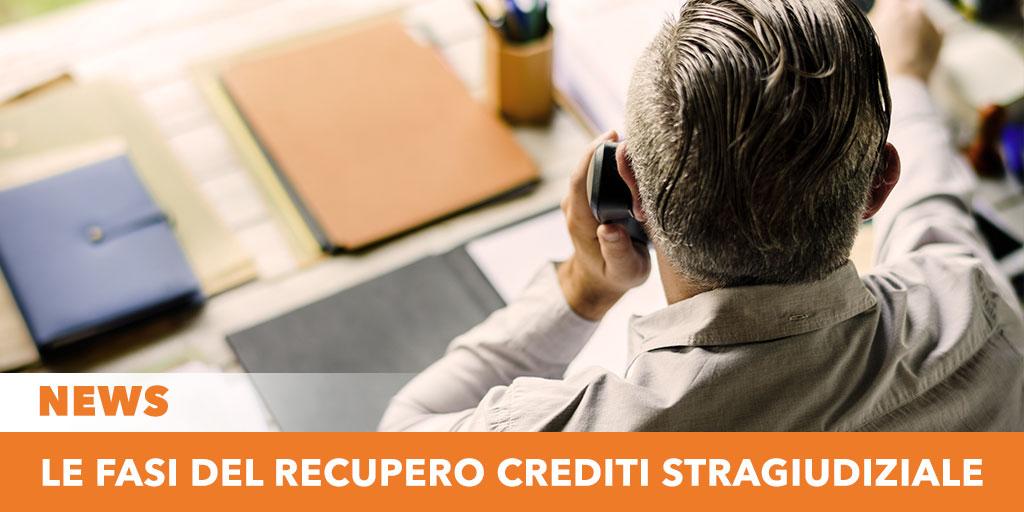 Le fasi del Recupero Crediti Stragiudiziale