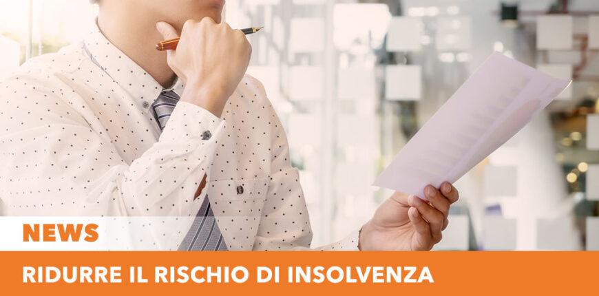 Ridurre il rischio di insolvenza