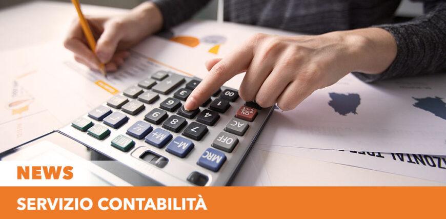 Servizio contabilità outsourcing