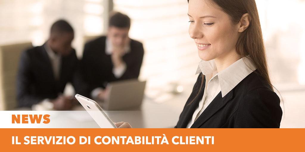 Il servizio di contabilità clienti