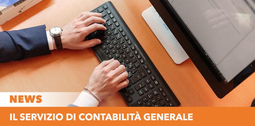Il servizio di contabilità generale