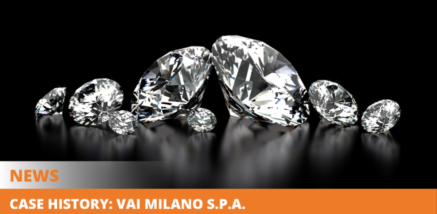 Case history: Vai Milano S.p.A.