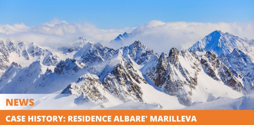 Case history: Residence Albarè Marilleva
