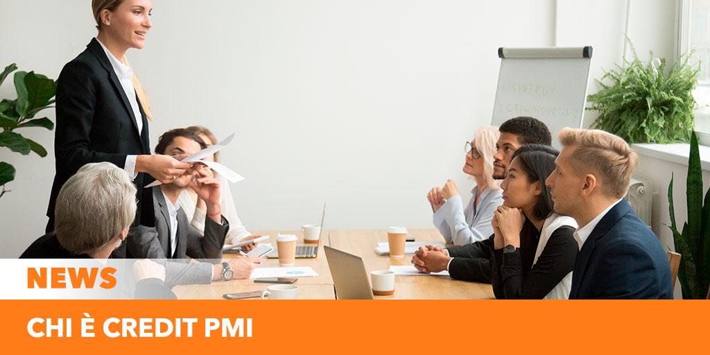 Chi è credit PMI - Istituto recupero crediti