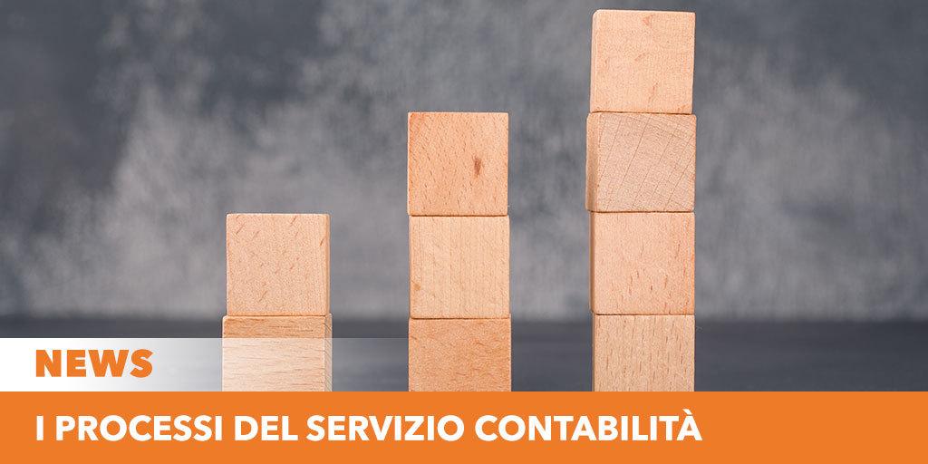 I processi del servizio contabilità