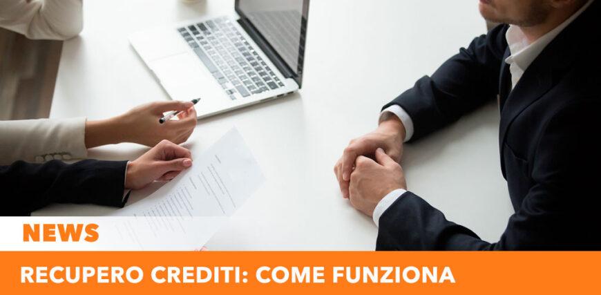 Società recupero crediti: come funziona