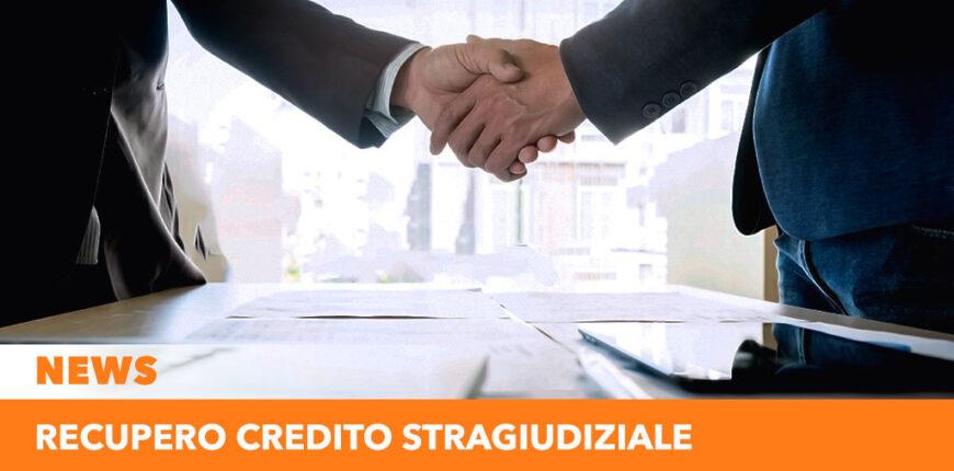 Recupero credito stragiudizialeRecupero credito stragiudiziale