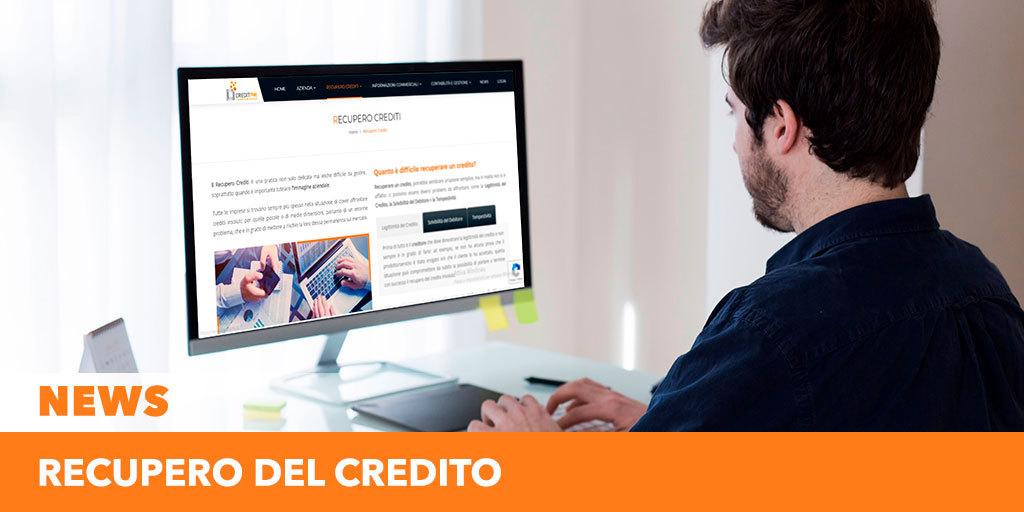 Recupero del credito