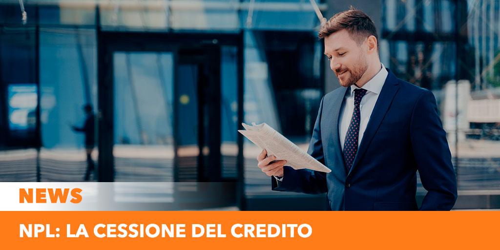 NPL: la cessione del credito