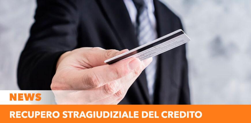 Recupero stragiudiziale del credito